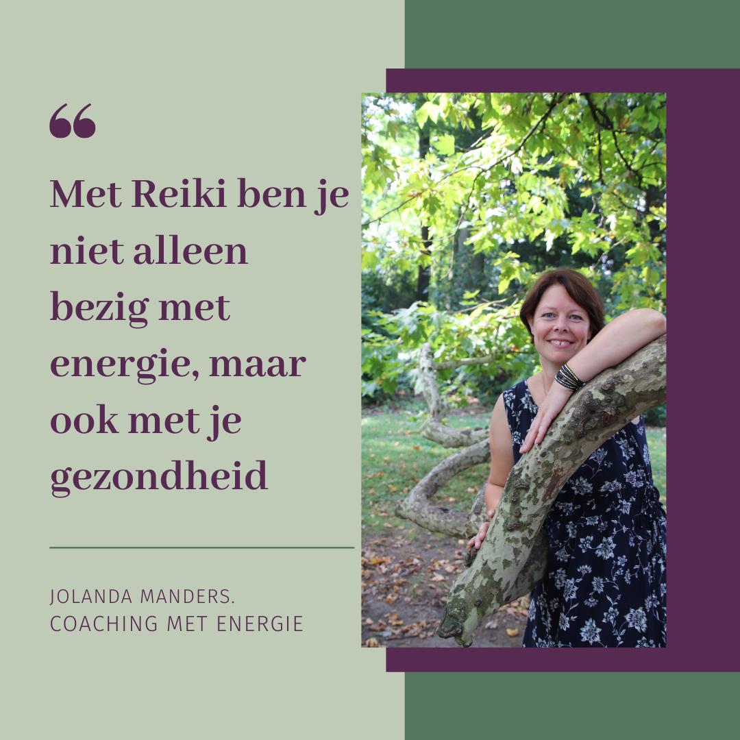 quote Jolanda Manders coaching met energie