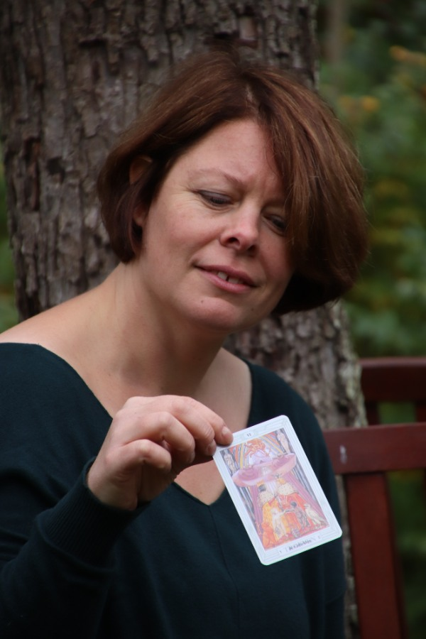 Jolanda Manders tarotkaart